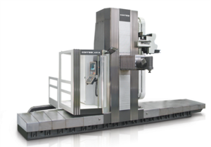 Travelling column milling machines